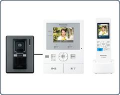 テレビドアホン【Panasonic】 VL-SWD210K 19,500円(税込)