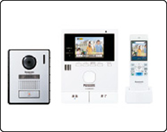テレビドアホン【Panasonic】VL-SWD302KL