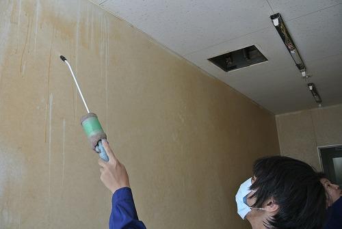 アルカリ電解水 プレシャス ヤニ汚れへの洗浄力 ビル管理の事なら清掃
