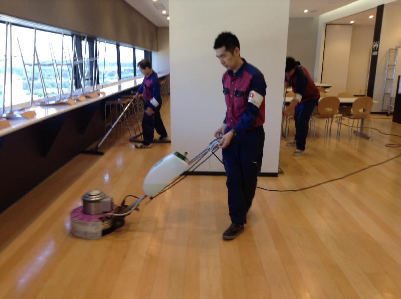 定期清掃作業員 募集