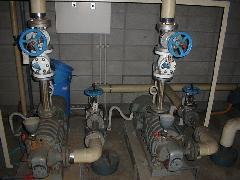 給排水設備点検(西東京市公共施設)