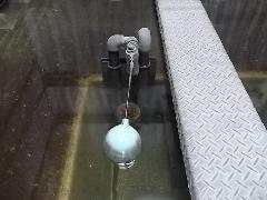 立川市遊技場 冷却塔ボールタップ修繕