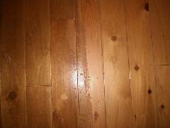 東京都 あきる野市 温浴施設 フローリング 剥離清掃