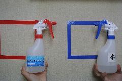 強アルカリイオン電解水を使用したマンション壁紙洗浄効果の検証