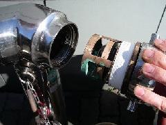東建社本社 連結送水管耐圧試験