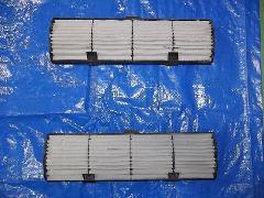 武蔵村山市 公共施設 空調機フィルター清掃