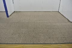 東京都 公共施設インターロッキング高圧洗浄(サーフェイスクリーナー使用)