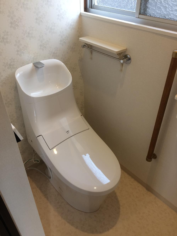 トイレ 老松町S邸