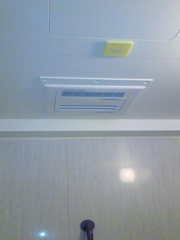 S邸 浴室乾燥機