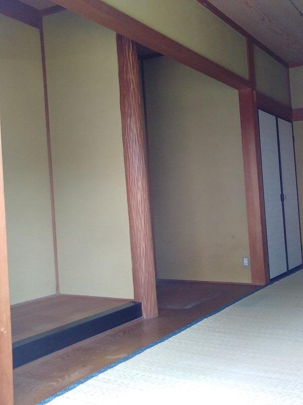 I邸 1F和室収納