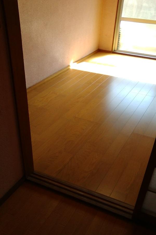 居室 after