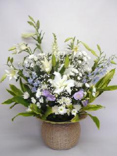お供え用の生花「枕花」
