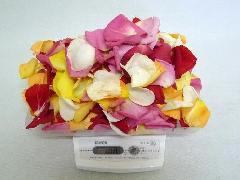 フラワーシャワー用 バラの花びら:100g