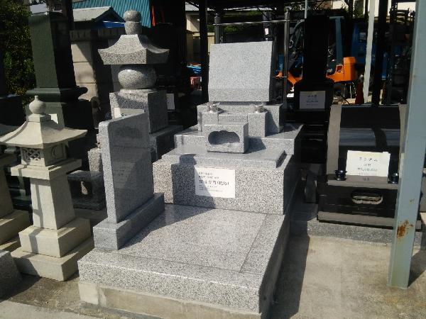 日野公園墓地限定モデル2.0㎡