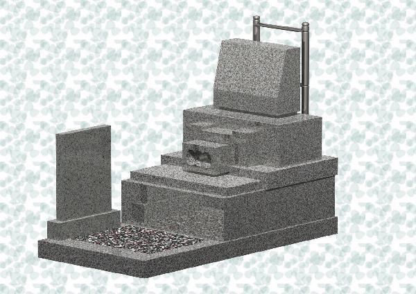 日野公園墓地2㎡洋型