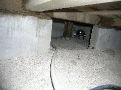 河内長野市 大手他社施工後のシロアリ予防工事