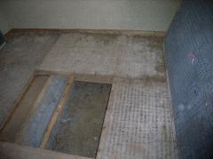 和室の畳のシロアリ被害 床下は無残な姿に・・・