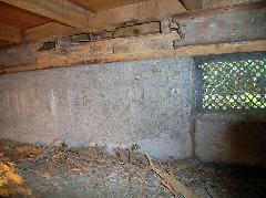 ヤマトシロアリ駆除工事、21坪、施工工事費掲載